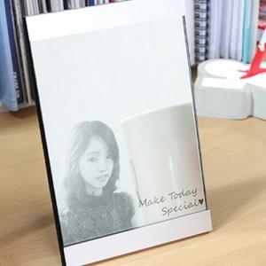 마킹포토 탁상 거울