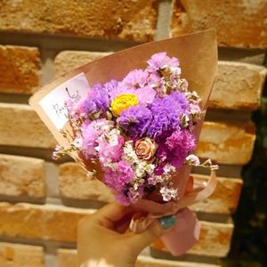 드라이플라워 꽃다발(에밀리 정원_Small)
