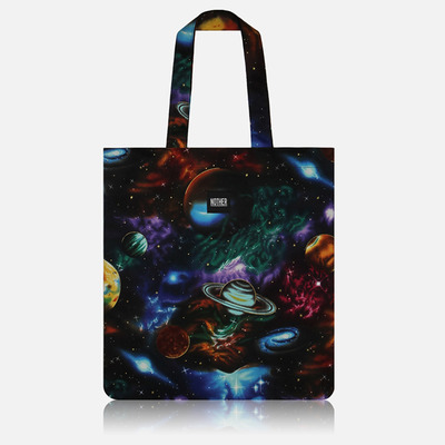 nother Outer Space Flat Tote / 나더 스페이스 플랫 토트백(에코백)